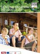 Farm holidays in Tyrol