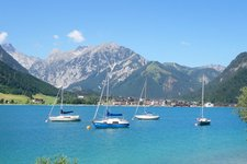 RS sommer boote am achensee
